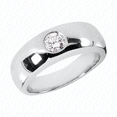 14KW Fancy Styles Cut Diamond Unique Engagement Ring 2.68 CT. Mens Rings Style
