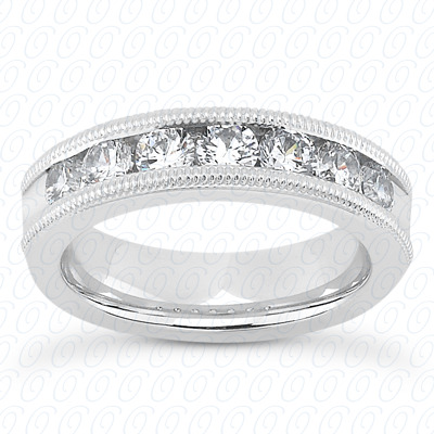 14KW Marquise Cut Diamond Unique Engagement Ring 1.78 CT. Wedding Bands Style