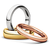 Comfort Fit Heavy Wedding Bands